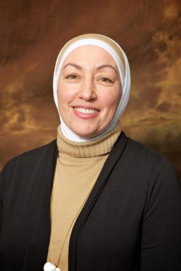 Najah Bazzy, RN, PhD (honoris causa) - Founder and CEO